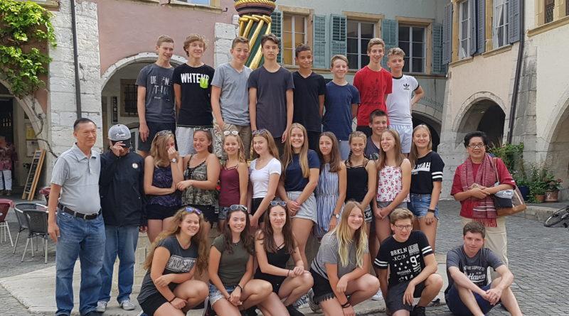 Sommerlager Nidau 2017 – Sek E 3c