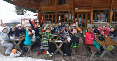 Skilager Mürren 2018
