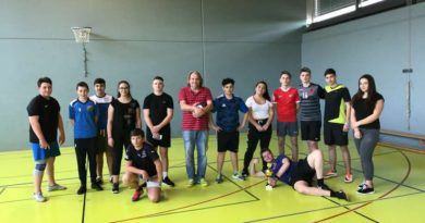 Projektarbeit Fussball/Volleyball-Turnier  Oz DeLu