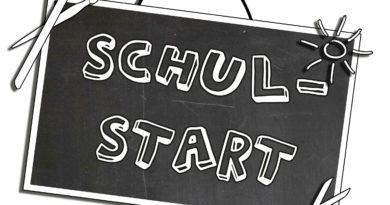 Schulbeginn am 13. August 2018