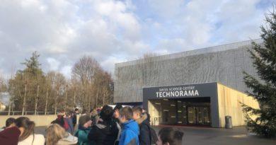 Exkursion Technorama P18a & P18b