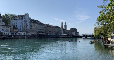 Klassenlager Zürich – P18